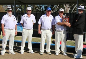 RSL FOURS WINNERS